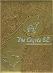 Page 1, 1952 Edition, Higgins High School - Coyote Yearbook (Higgins, TX) online yearbook collection