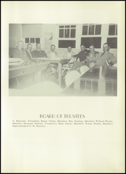 Page 13, 1952 Edition, Higgins High School - Coyote Yearbook (Higgins, TX) online yearbook collection