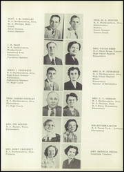 Page 15, 1952 Edition, Higgins High School - Coyote Yearbook (Higgins, TX) online yearbook collection