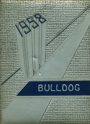 Page 1, 1958 Edition, Milford High School - Bulldog Yearbook (Milford, TX) online yearbook collection