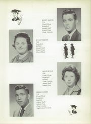 Page 13, 1958 Edition, Milford High School - Bulldog Yearbook (Milford, TX) online yearbook collection
