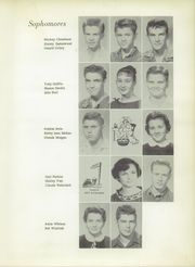 Page 15, 1958 Edition, Milford High School - Bulldog Yearbook (Milford, TX) online yearbook collection