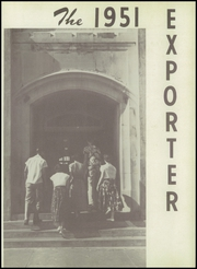 Page 7, 1951 Edition, Freeport High School - Exporter Yearbook (Freeport, TX) online yearbook collection