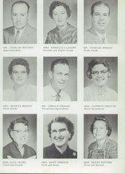Page 15, 1958 Edition, Zephyr High School - Growl Yearbook (Zephyr, TX) online yearbook collection