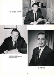 Page 13, 1966 Edition, E A Kemp High School - Bruin Yearbook (Bryan, TX) online yearbook collection
