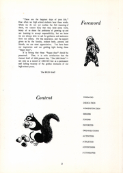 Page 6, 1966 Edition, E A Kemp High School - Bruin Yearbook (Bryan, TX) online yearbook collection