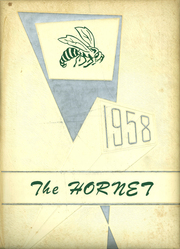 Page 1, 1958 Edition, Blackwell High School - Hornet Yearbook (Blackwell, TX) online yearbook collection