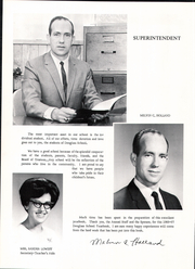 Page 12, 1967 Edition, Douglass High School - Smoke Signal Yearbook (Douglass, TX) online yearbook collection