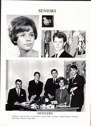 Page 16, 1967 Edition, Douglass High School - Smoke Signal Yearbook (Douglass, TX) online yearbook collection