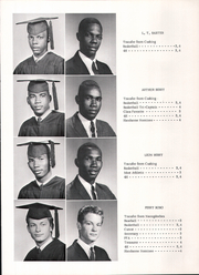 Page 17, 1967 Edition, Douglass High School - Smoke Signal Yearbook (Douglass, TX) online yearbook collection