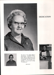Page 9, 1967 Edition, Douglass High School - Smoke Signal Yearbook (Douglass, TX) online yearbook collection