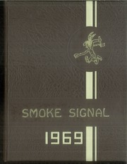1969 Edition, Douglass High School - Smoke Signal Yearbook (Douglass, TX)