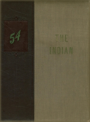 Page 1, 1954 Edition, Avinger High School - Indian Yearbook (Avinger, TX) online yearbook collection