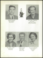 Page 14, 1954 Edition, Avinger High School - Indian Yearbook (Avinger, TX) online yearbook collection