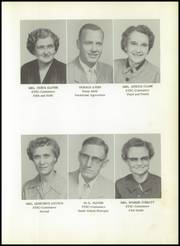 Page 15, 1954 Edition, Avinger High School - Indian Yearbook (Avinger, TX) online yearbook collection