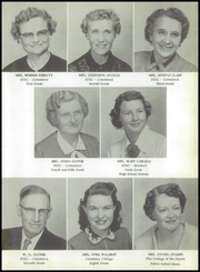 Page 15, 1955 Edition, Avinger High School - Indian Yearbook (Avinger, TX) online yearbook collection