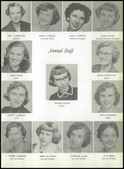 Page 9, 1955 Edition, Avinger High School - Indian Yearbook (Avinger, TX) online yearbook collection