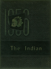 1956 Edition, Avinger High School - Indian Yearbook (Avinger, TX)