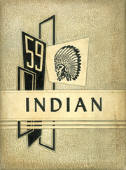 1959 Edition, Avinger High School - Indian Yearbook (Avinger, TX)