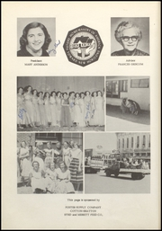 Page 54, 1957 Edition, Brock High School - Eagle Yearbook (Weatherford, TX) online yearbook collection