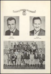Page 55, 1957 Edition, Brock High School - Eagle Yearbook (Weatherford, TX) online yearbook collection