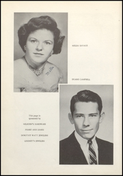 Page 60, 1957 Edition, Brock High School - Eagle Yearbook (Weatherford, TX) online yearbook collection