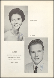 Page 61, 1957 Edition, Brock High School - Eagle Yearbook (Weatherford, TX) online yearbook collection