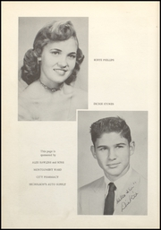 Page 62, 1957 Edition, Brock High School - Eagle Yearbook (Weatherford, TX) online yearbook collection