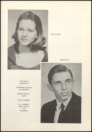 Page 63, 1957 Edition, Brock High School - Eagle Yearbook (Weatherford, TX) online yearbook collection