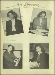 Page 12, 1948 Edition, Patti Welder High School - Stingaree Yearbook (Victoria, TX) online yearbook collection