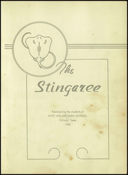 Page 7, 1948 Edition, Patti Welder High School - Stingaree Yearbook (Victoria, TX) online yearbook collection