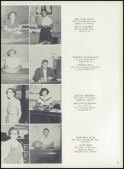 Page 15, 1956 Edition, Patti Welder High School - Stingaree Yearbook (Victoria, TX) online yearbook collection