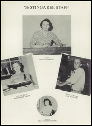 Page 8, 1956 Edition, Patti Welder High School - Stingaree Yearbook (Victoria, TX) online yearbook collection