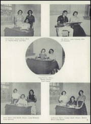 Page 9, 1956 Edition, Patti Welder High School - Stingaree Yearbook (Victoria, TX) online yearbook collection