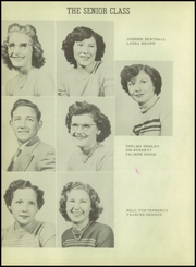Page 12, 1951 Edition, Dawson High School - Dragon Yearbook (Welch, TX) online yearbook collection