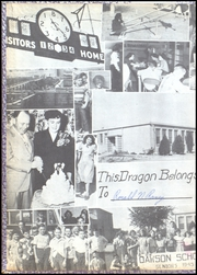Page 2, 1951 Edition, Dawson High School - Dragon Yearbook (Welch, TX) online yearbook collection