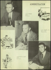 Page 8, 1951 Edition, Dawson High School - Dragon Yearbook (Welch, TX) online yearbook collection