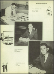 Page 10, 1952 Edition, Dawson High School - Dragon Yearbook (Welch, TX) online yearbook collection