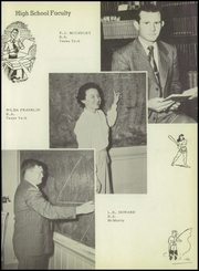 Page 11, 1952 Edition, Dawson High School - Dragon Yearbook (Welch, TX) online yearbook collection