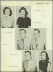 Page 14, 1952 Edition, Dawson High School - Dragon Yearbook (Welch, TX) online yearbook collection