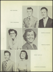 Page 15, 1952 Edition, Dawson High School - Dragon Yearbook (Welch, TX) online yearbook collection