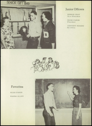 Page 17, 1952 Edition, Dawson High School - Dragon Yearbook (Welch, TX) online yearbook collection