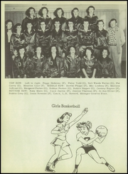 Page 52, 1952 Edition, Dawson High School - Dragon Yearbook (Welch, TX) online yearbook collection