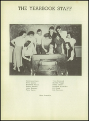 Page 8, 1952 Edition, Dawson High School - Dragon Yearbook (Welch, TX) online yearbook collection