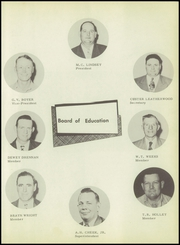 Page 9, 1952 Edition, Dawson High School - Dragon Yearbook (Welch, TX) online yearbook collection