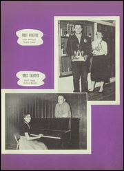 Page 11, 1956 Edition, Dawson High School - Dragon Yearbook (Welch, TX) online yearbook collection