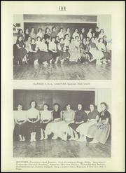 Page 15, 1956 Edition, Dawson High School - Dragon Yearbook (Welch, TX) online yearbook collection