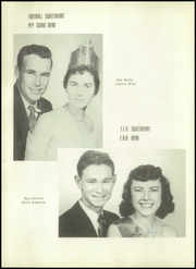 Page 16, 1956 Edition, Dawson High School - Dragon Yearbook (Welch, TX) online yearbook collection