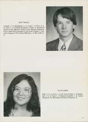 Page 17, 1980 Edition, Dawson High School - Dragon Yearbook (Welch, TX) online yearbook collection