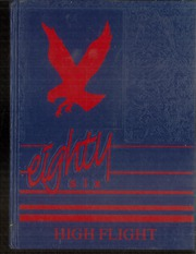 1986 Edition, Winston High School - High Flight Yearbook (Irving, TX)